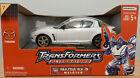 Transformers Alternators #7 Meister Jazz 2004 Mazda RX-8 Complete w Box