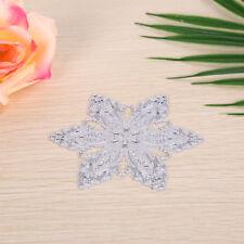 Snowflake Metal DIY Cut Dies Stencil Scrapbook Album Paper Card Emboss Craft BH
