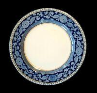 Booths Jacobean Blue Lunch Plate, circa 1900