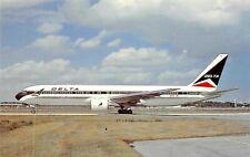 Airline DELTA BOEING 767-332