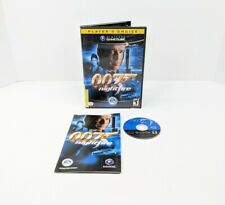 Nintendo GameCube 007 NightFire - Complete w/ Manual - Tested & Works