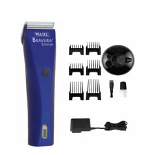 WAHL Bravura Lithium Ion Corded / Cordless Animal Clipper Pet/Horse/Dog Grooming