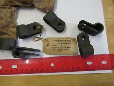 "Harley 45 Flathead,WLA,WLC,Skid Plate Clamp...Right Front.. ""NOS"""