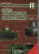 Japanese Armor vol 3 by AJ-Press, English!
