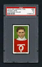 PSA 5 1910 C60 LaCROSSE CARD #68 MICKEY IONS