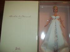 "2012 National Barbie Convention  ""Barbie is Eternal"" Doll Platinum Ed NIB"