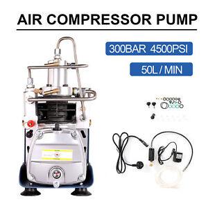 300Bar Compresseur air électrique Pompe air haute pression électrique 1800KW