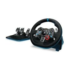 Logitech G29 Racing Wheel & Pedals with Dual Motor Feedback for PC, PS4 & PS3