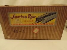 O gauge American Flyer #41-A advertising set in original box