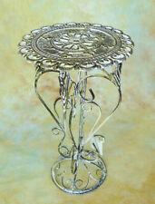 Beistelltisch Blumensäule Blumenhocker Tischchen Etagere Hocker Shabby 0942476-a