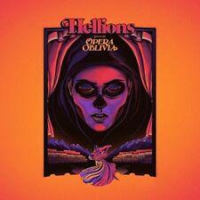 Hellions - Opera Oblivia [New Vinyl LP] UK - Import