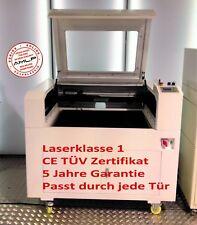 Co2 LASER RLS 100/6040 80w incisione/taglio CE TÜV LK 1, 5 ANNI GARANZIA