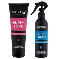 Animology Puppy Love Puppy Shampoo and Puppy Fresh Refreshing Puppy Spray Set
