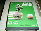 DISNEY STAR WARS D-0 D-O INTERACTIVE DROID CONTROL WITH APP EYES LIGHT UP MOVES!