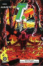Les Jeunes Titans Album N.S. N°10 (n°11 et 12) - Arédit-D.C. Comics - 1985 - BE
