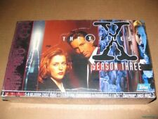 X-Files Season 3 Trading Card Hobby Box