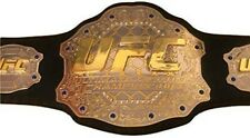 UFC Ultimate Fighting Championship Wrestling Belt Replica Adult Size (2mmPlates)