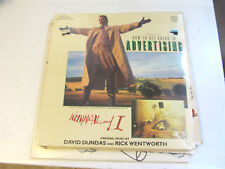 WITHNAIL AND I HOW TO GET AHEAD IN ADVERTISING LP '89 ralph steadman OST SEALED!