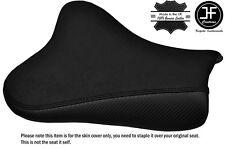 GRIP & CARBON BLACK DS ST CUSTOM FITS SUZUKI GSXR 1000 05-06 FRONT SEAT COVER