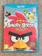 Angry Birds Trilogy FR - jeu Nintendo WIIU Wii U / Speel / Spiel / Game