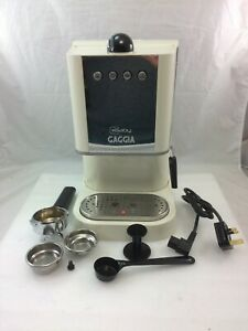 GAGGIA NEW BABY 06 1300W IVORY FULLY REFURBISHED NEW CABINET C/W ACCESSORIES