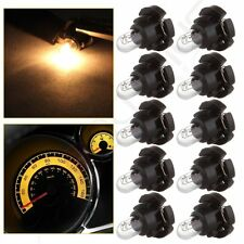 10X T4/T4.2 Neo Wedge Bulb Warm White Dash Panel A/C Climate Control Light Lamp