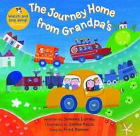 Journey Home from Granpas Book & CD (A Barefoot Singalong) by Jemima Lumley | Pa