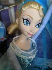 Disney Frozen Elsa Ice Skating Elsa Doll NEW