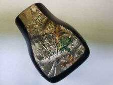 Honda rincon 680 650  CAMO seat cover  realtree camo 1/4 foam sewn in cover