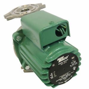 Taco 009-Sf5 Potable Water Circulating Pump, 1/8 Hp, 115V, 1 Phase, Flange