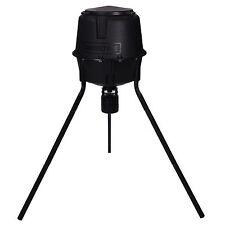Moultrie 30 Gal 360° Programmable 200 lb Cap Tripod Deer Game Feeder | MFG-13055