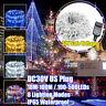 100-500 LED String Fairy Lights Christmas Tree Lamp Xmas Party Decor Waterproof
