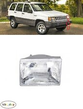 FOR JEEP GRAND CHEROKEE ZJ 1991 - 1998 NEW FRONT HEADLAMP LEFT N/S LHD