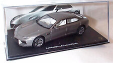 Lamborghini Estoque 2008 Silver grey 1-43 scale  new in case