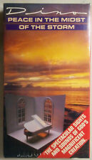 VHS NEW Dino Kartsonakis Peace In the Midst of a Storm Benson Christian Piano 89