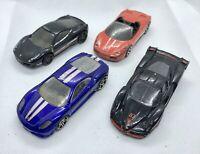 Hot Wheels Ferrari Bundle 4 Cars Diecast Collectable - Very Rare Ferrari FXX