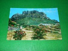 Cartolina Olbia - Isola di Tavolara 1965.