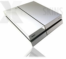 Matt - Gloss White Skin For PS4 Playstation 4 Decal Cover Accessory Sticker
