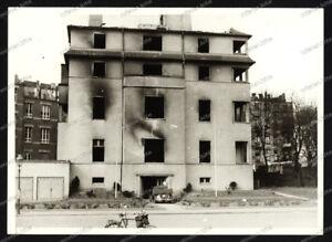 Foto-Lübeck-Gebäude-Architektur-Kriegszerstörung-Ruinen-1940er Jahre-111