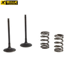 New PROX Steel Kawasaki KXF 450 06 07 08 Exhaust Valves Spring Kit Motocross