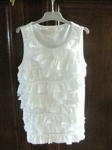 """Tunique / Débardeur / Robe courte / Haut """" Zara Girls """" - Taille 9/10 Ans"""