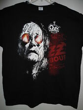 NEW - OZZY OSBOURNE BAND / CONCERT / MUSIC T-SHIRT 2XL / X X LARGE