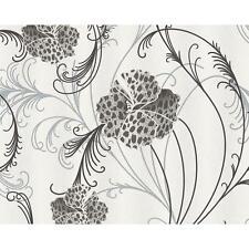 Nouvelle création A.S. Motif floral Fleur Leopard Motif papier peint vinyle texturé