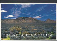 America Postcard - Black Canyon, Mojave National Preserve  RR2972