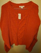 Aeropostale Womens Knit Sweater Large BRAND NEW