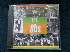 New & Sealed, VARIOUS - The 80s, CD 2003, Toyah, Kylie Minogue, Odyssey, NO BOOK