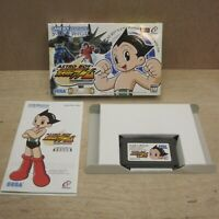 Astro Boy Atom Nintendo Gameboy Advance GBA Game Japan Boxed w Manual
