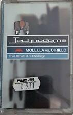 Various ‎ Technodome The Ultimate DJ's Challenge MC CASSETTE SEALED Molella