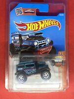 Hot Wheels Bad Mudder 2 Super Treasure Hunt In PROTECTIVE CASE