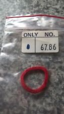 ABU 503,505,520 & ABUMATIC RED FELT HANDLE FELT DUST SEAL. ABU PART REF:6786.